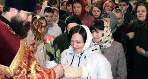 Всероссийская акция «Любовь сорадуется истине» в Елецкой епархии