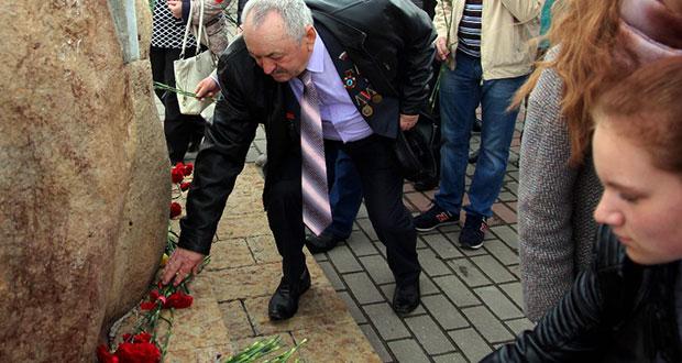 В Данкове прошло памятное мероприятие, посвященное 32 годовщине Чернобыльской аварии