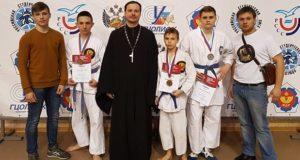 Открытый всероссийский турнир по рукопашному бою среди православных военно-патриотических клубов завершился