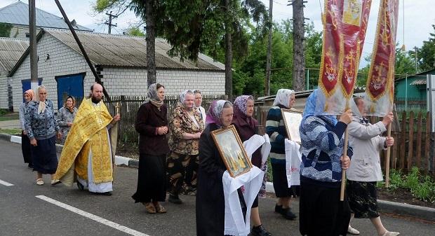 День памяти святых равноапостольных Мефодия и Кирилла в Долгоруково