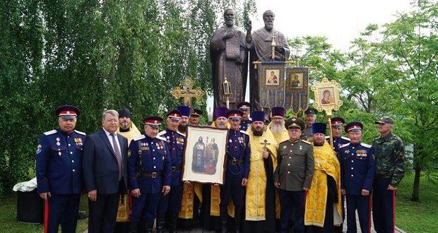 День Славянской письменности в Становом