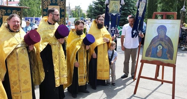 В Чаплыгинском ЦО прошла православная акция в защиту нерождённых детей