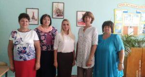 Методический семинар учителей в Лебедяни