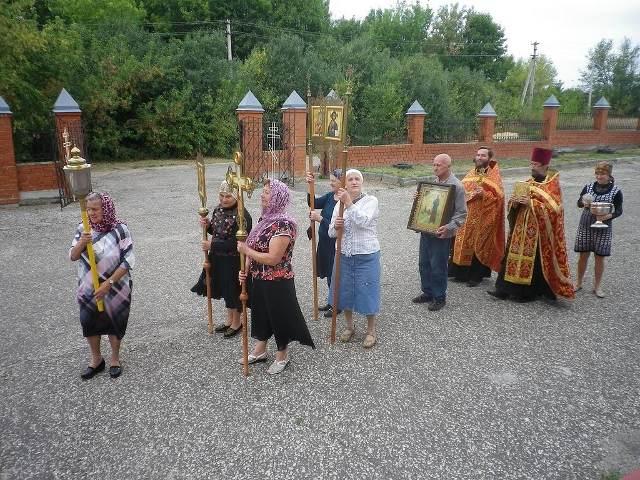 В Елецкой епархии почтили память жен-новомучениц