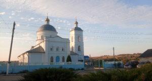 Соборное богослужение и собрание благочиния Елецкого района