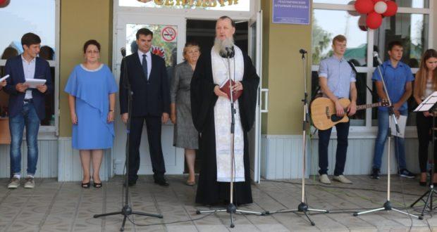 День знаний в Чаплыгинском районе