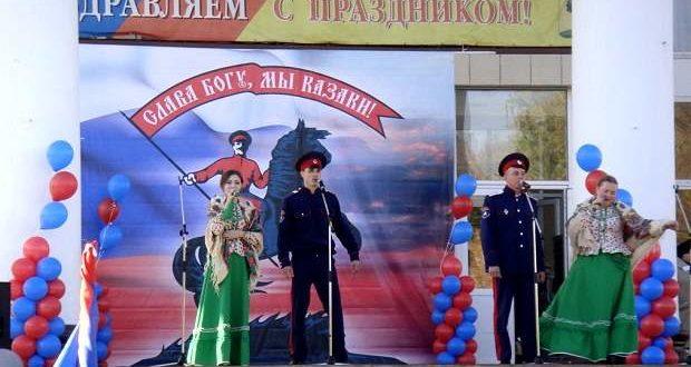 Казачий ансамбль «Вольный ветер»