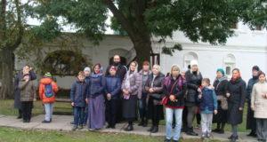 Учащиеся воскресной школы Вознесенского собора посетили святыни Рязани