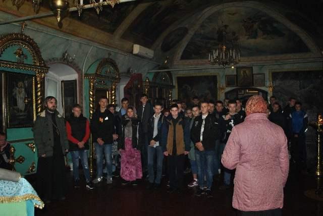 Волонтерская акция «Вахта памяти» прошла в г. Ельце