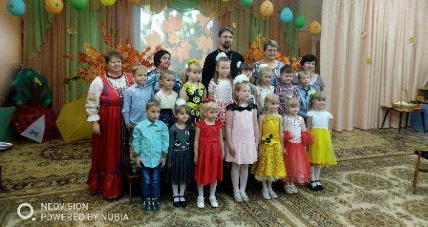 Осенние праздники на Покров в лебедянских дошкольных учреждениях
