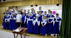 К Дню матери в Лавах состоялся концерт «Загляните в мамины глаза»