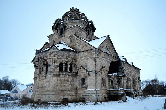 В селе Березовка Данковского района создали казачий хутор