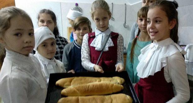 Мастер-класс в воскресной школе Вознесенского собора