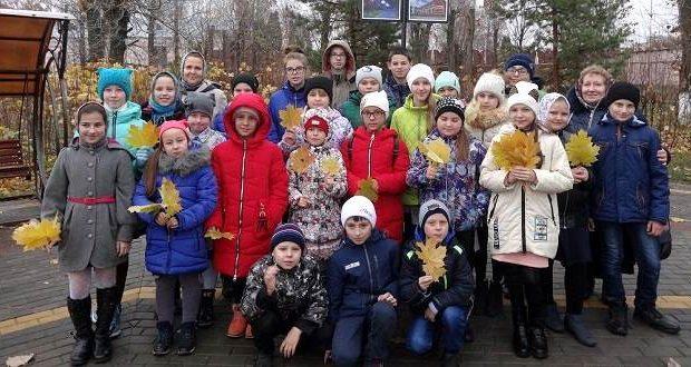 Дети воскресных школ Лев-Толстовского благочиния отправились на природу