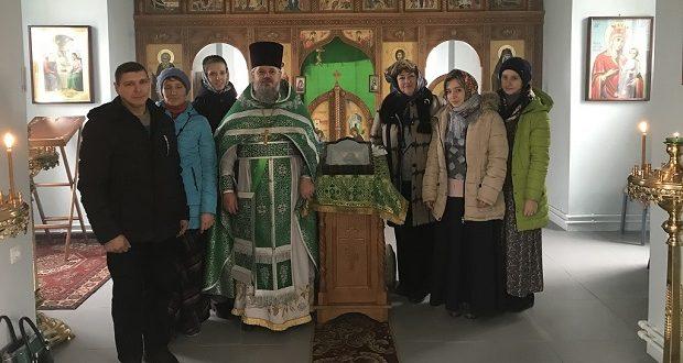 Паломническая поездка в Шовское измалковской воскресной школы