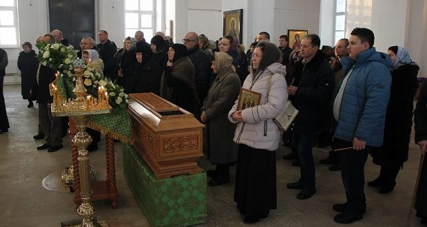 В Сезеновском монастыре почтили память преподобного Иоанна Сезеновского