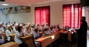 Отделом Церковной благотворительности и социального служения Елецкой епархии было проведено секционное заседание Международных Рождественских чтений