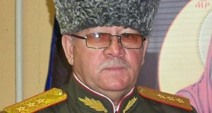 Атаман Вячеслав Зиборов