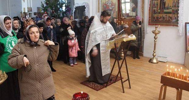 Покровский храм г. Данкова в этом году также присоединился к молитвенной акции «Свеча памяти».