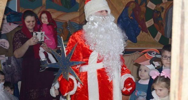 Рождественские концерты в Никольском храме Чаплыгина
