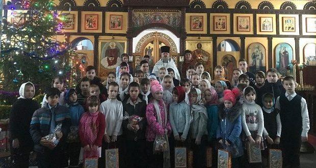 «Рождество Христово в детских лицах»