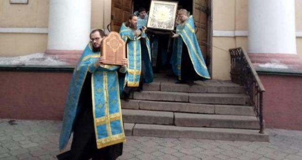 В Елецкую епархию прибывает крестный ход с чудотворной иконой Божией Матери «Избавительница от бед»