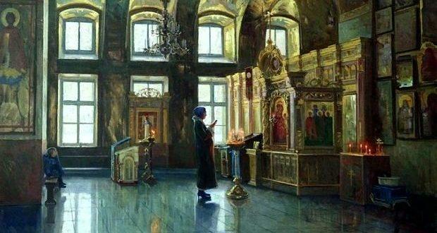 Иван Кузин: Причастие (рассказ)