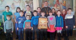 В воскресных школах Чаплыгинского благочиния прошли уроки, посвященные новомученикам и исповедникам Церкви Русской и пострадавшим за веру в Липецком крае
