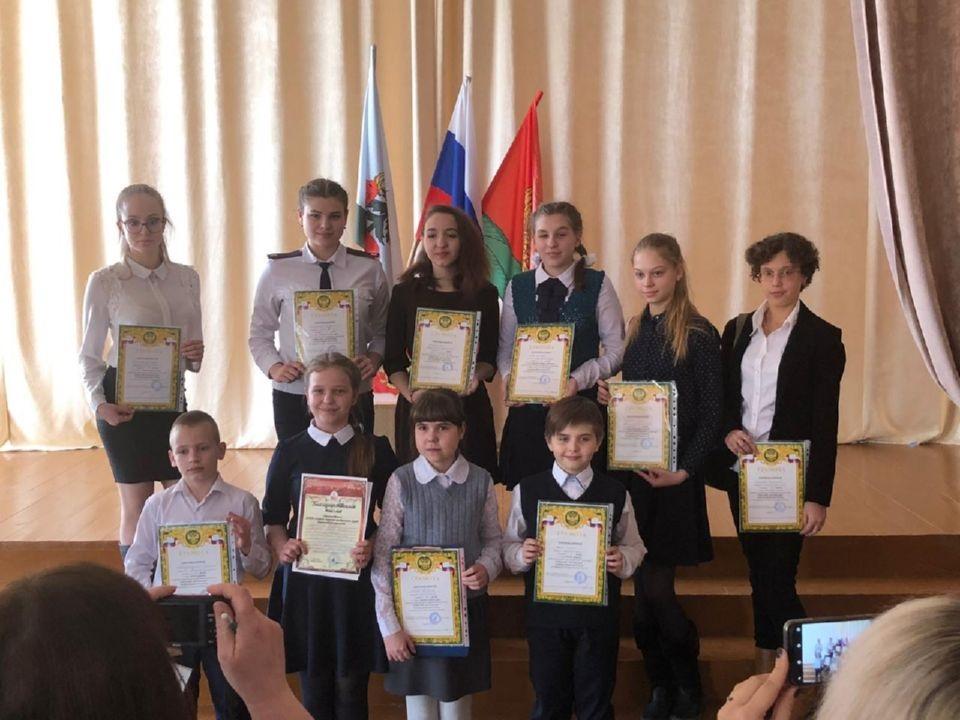 Воскресная школа Знаменского монастыря приняла участие в финале городской краеведческой конференции