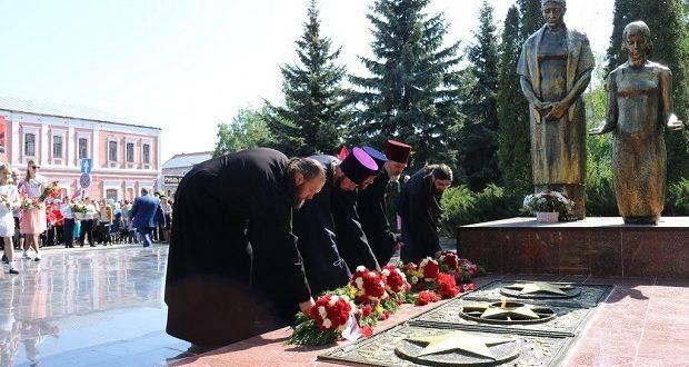 В Чаплыгине прошли торжества в честь Дня Победы