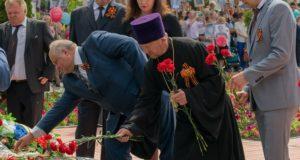 День Победы отметили в Лев-Толстовском районе