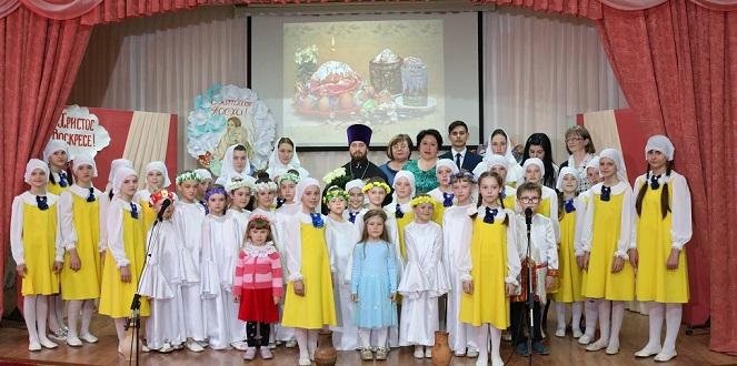 В Долгоруково прошли концерты, посвященные празднику Пасхи