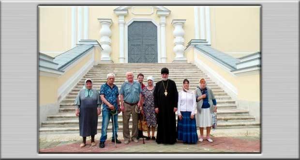 Экскурсия по Вознесенскому собору