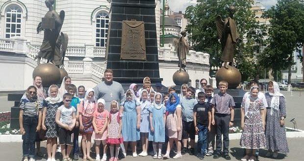 Паломничество к воронежским святыням