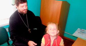 Православная лагерная смена «Преображение» в селе Аргамач-Пальна
