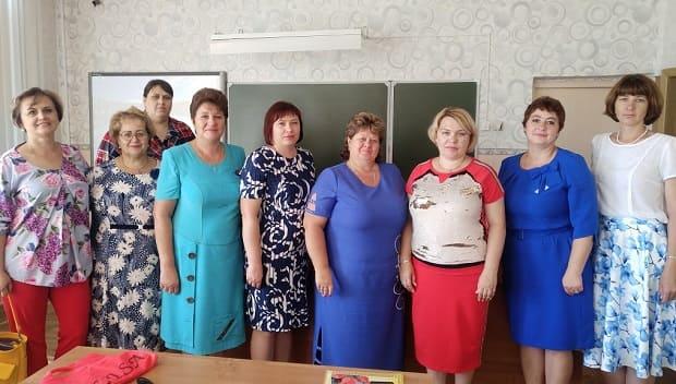 В Лебедяни состоялся семинар учителей
