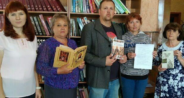 Акция в Становом ко дню памяти святого равноапостольного князя Владимира