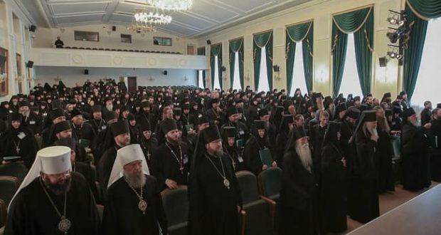 Конференция «Преемство монашеской традиции в современных монастырях. Миссия монастырей в современном мире: цели, задачи, принципы построения коммуникации»