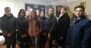 Экскурсия в музей в дни памяти новомучеников Собора Липецких святых