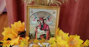 Осенние праздники на Покров в лебедянских детских садах