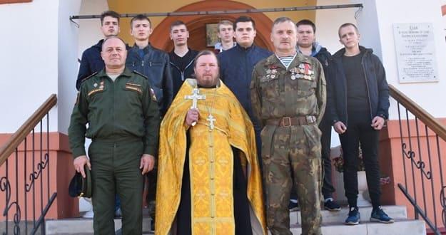 День призывника в Становом