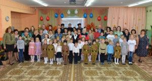 «Родина. Россия. Православие» в лебедянском детском саду