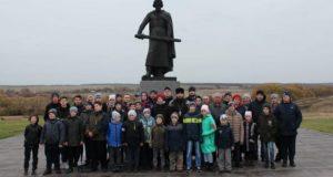Паломническая поездка по местам боевой славы Александра Пересвета