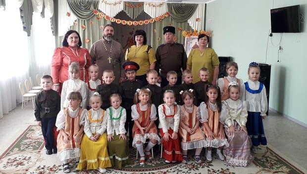 Покров в детском саду «Солнышко»