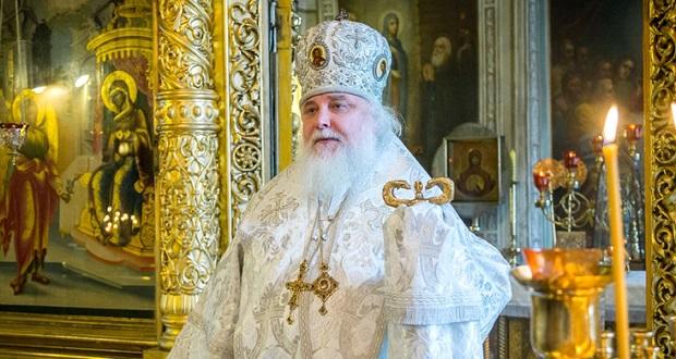 Святейший Патриарх Московский и всея Руси Кирилл поздравил митрополита Липецкого и Задонского Арсения с 30-летием архиерейской хиротонии
