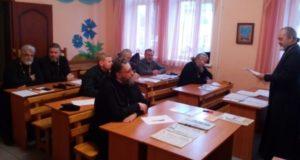 В Липецке состоялся семинар для ответственных за трезвенную работу в благочиниях митрополии