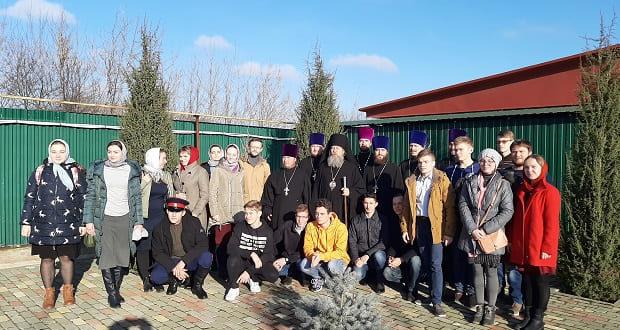 Православные молодёжные сборы в Ельце