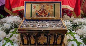 В Елецкую епархию организуется принесение ковчега с частью Пояса Пресвятой Богородицы