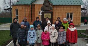 Литургия на родине преподобного Силуана Афонского