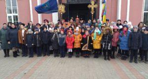 Казачий праздник в Георгиевском храме